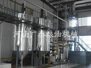 動物油脂精煉設備
