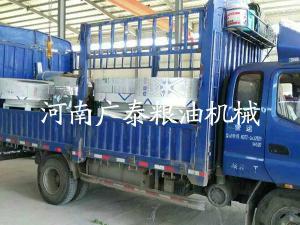 西安石磨面粉机发货
