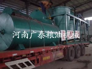 Xinjiang rapeseed oil refining equipment installation site