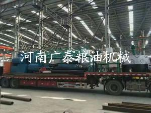 Yunnan Nu River walnut oil equipment delivery site