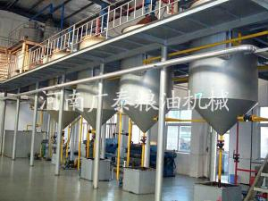 Animal oil equipment