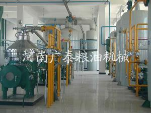Peanut oil equipment