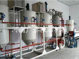 Peanut oil equipment