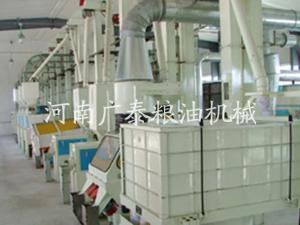 Rice equipment
