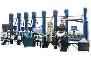 Millet equipment